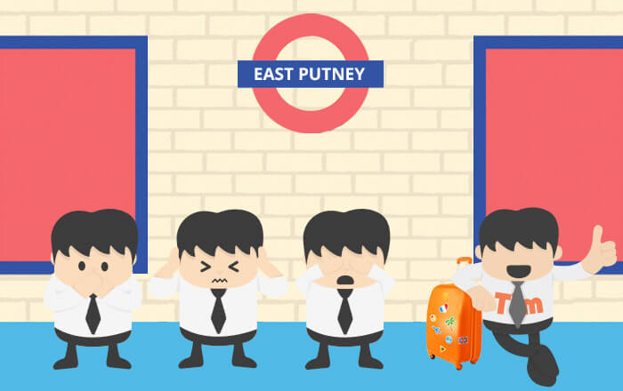 Beat London tube strike hell with a flexible working solution