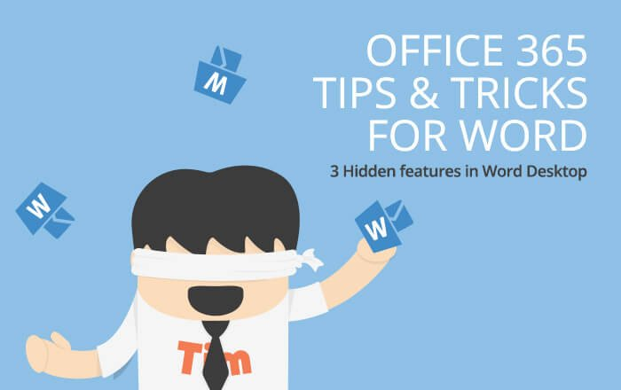 Office 365 Tips & Tricks for Word