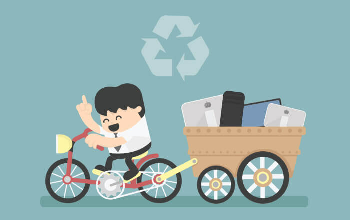 How to Recycle Your Old IT Kits While Simultaneously Protecting Your Data